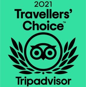 Travelers Choice 2021